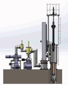 Оборудование для вакуумного электродугового плавления