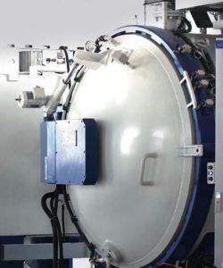 Печь для проведения закалки в среде инертного газа