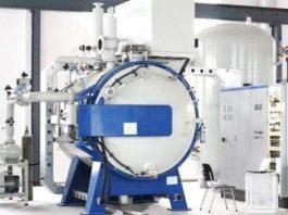 Вакуумные печи для проведения закалки в среде инертного газа серии VGQ